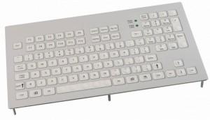 Kompakt Tastatur med 102 taster