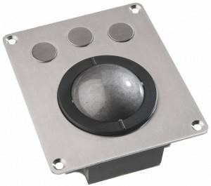 Trackball med laser og IP68